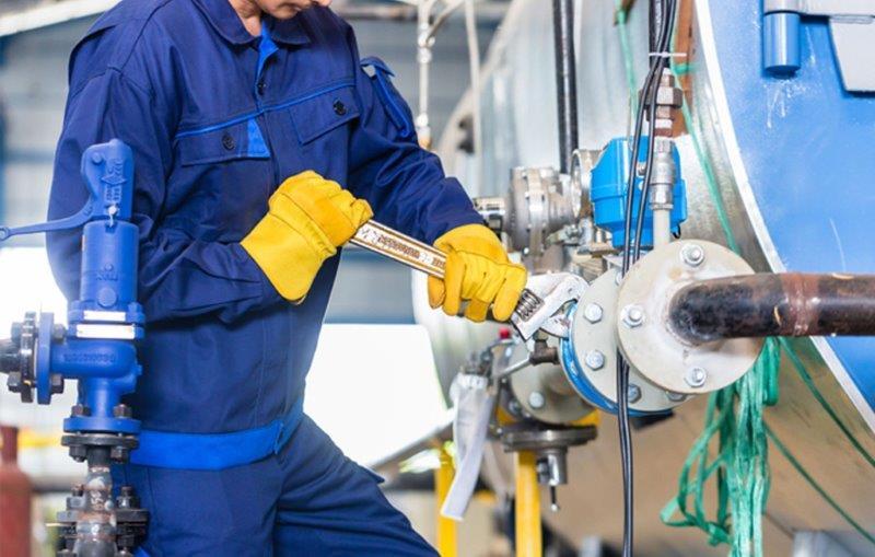 Conserto de maquinas industriais