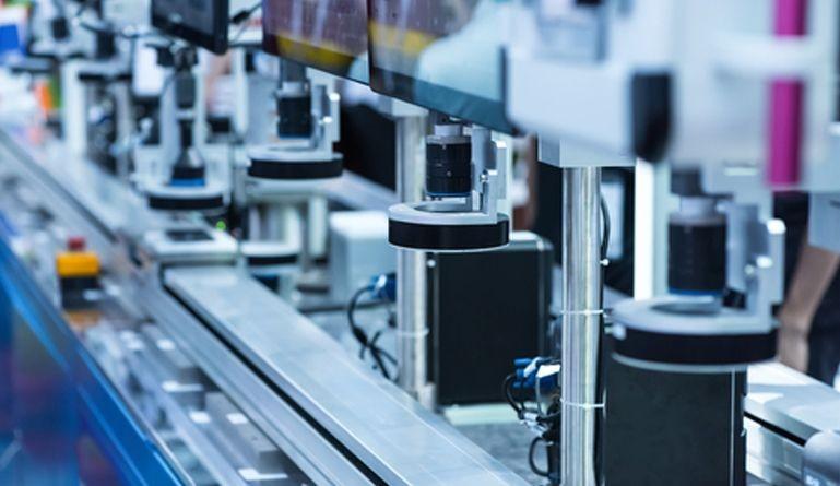 Empresa que faz automação industrial