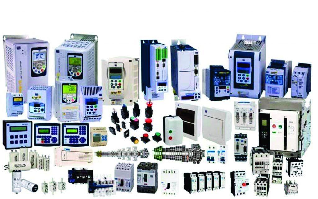 Materiais eletricos industriais