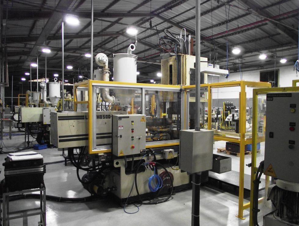 Reforma de maquinas industriais
