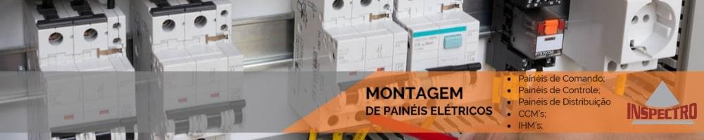 Fabricação e Montagem de Painéis Elétricos